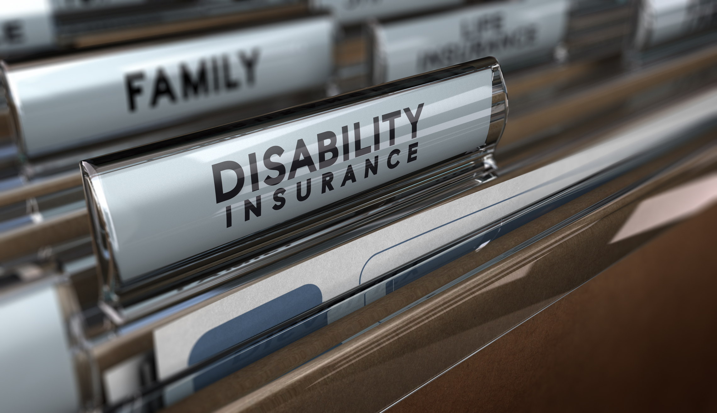 Sudden Loss of Income Due to Injury or Illness? We're here to help.